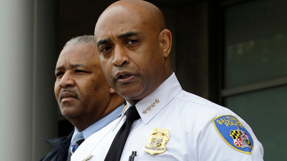 Baltimore police reveal new info about Freddie Gray timeline