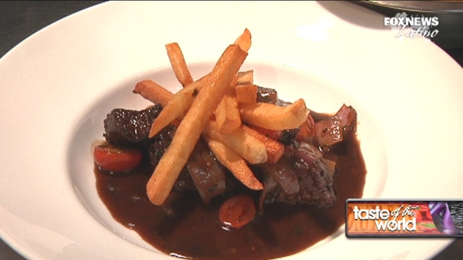 Taste of the World: Lomo saltado