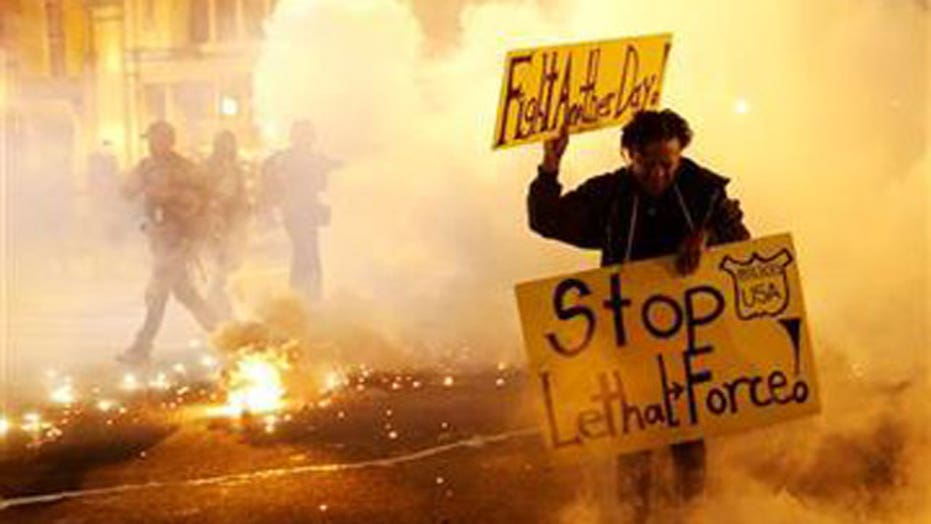 Is the media inflaming the Baltimore situation?