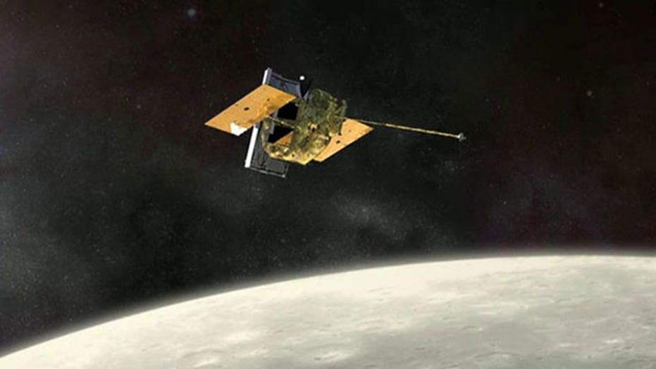 NASA mission to Mercury set for smashing end