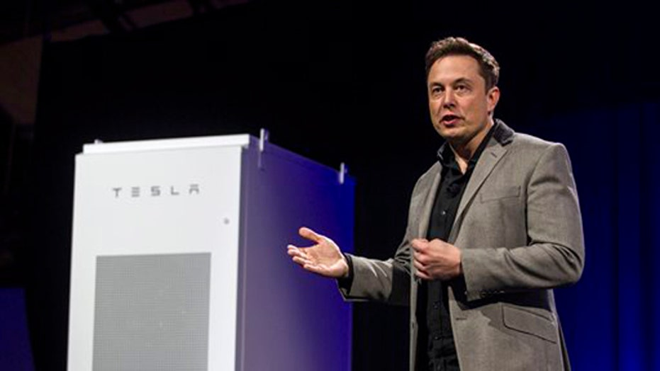 Tesla unveils latest battery pack technology 'Powerwall'