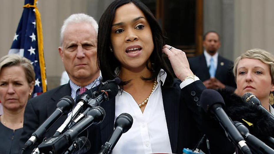 Freddie Gray charges: How strong is case against police?