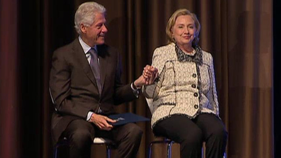 Report: Second thoughts for some Clinton Foundation donors