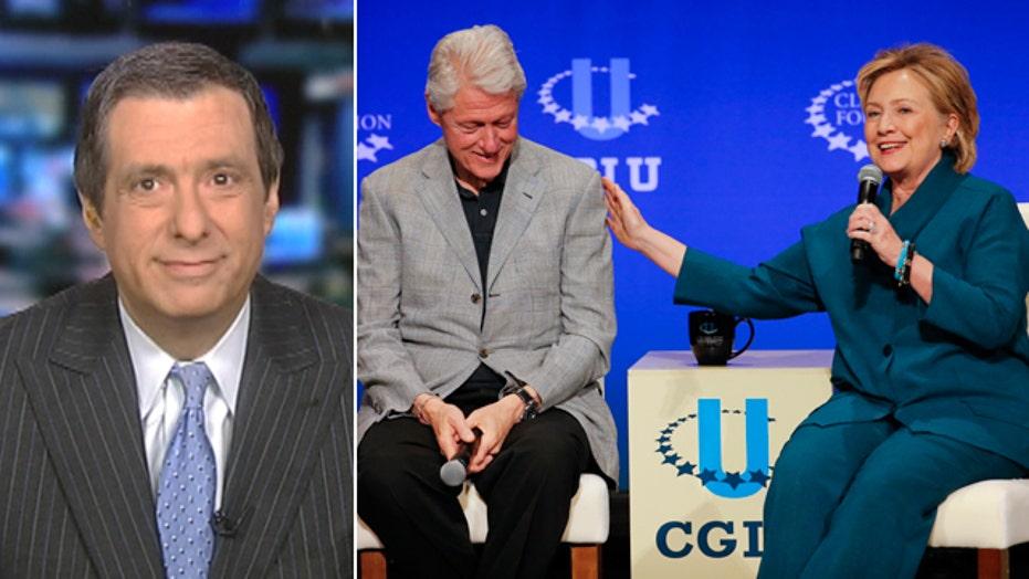 Kurtz: Hillary, the 21st century Clinton