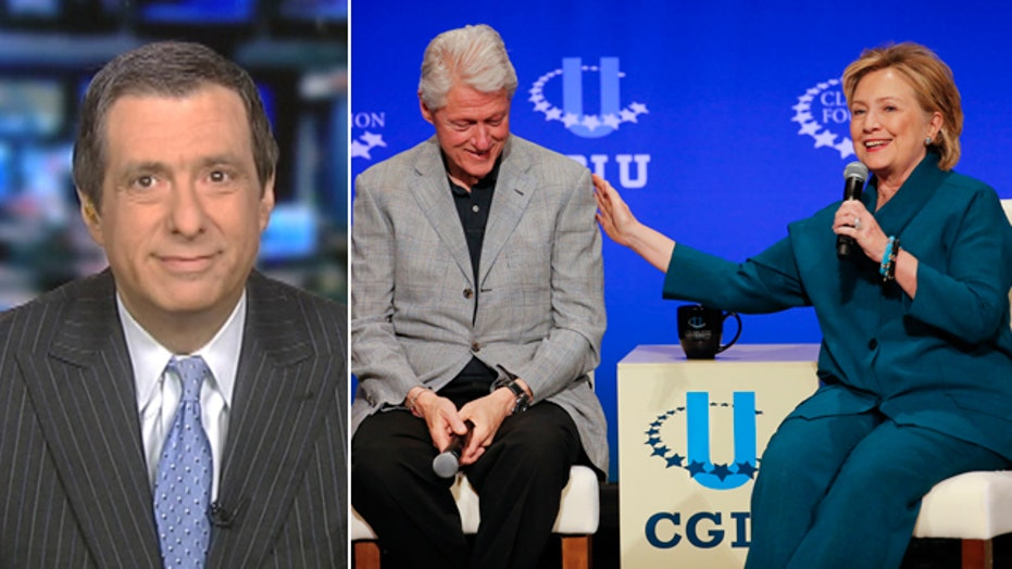 Kurtz: Hillary, the 21st century Clinton