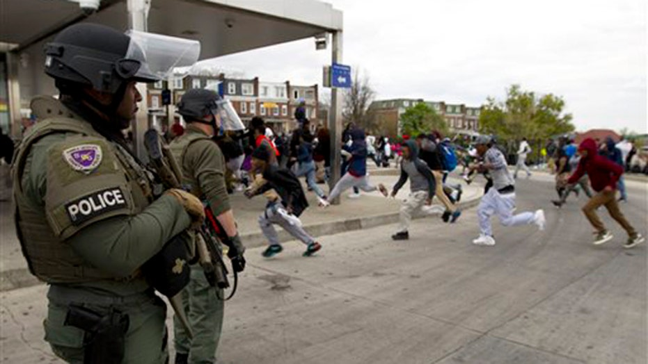 Calls for more spending in wake of Baltimore violence