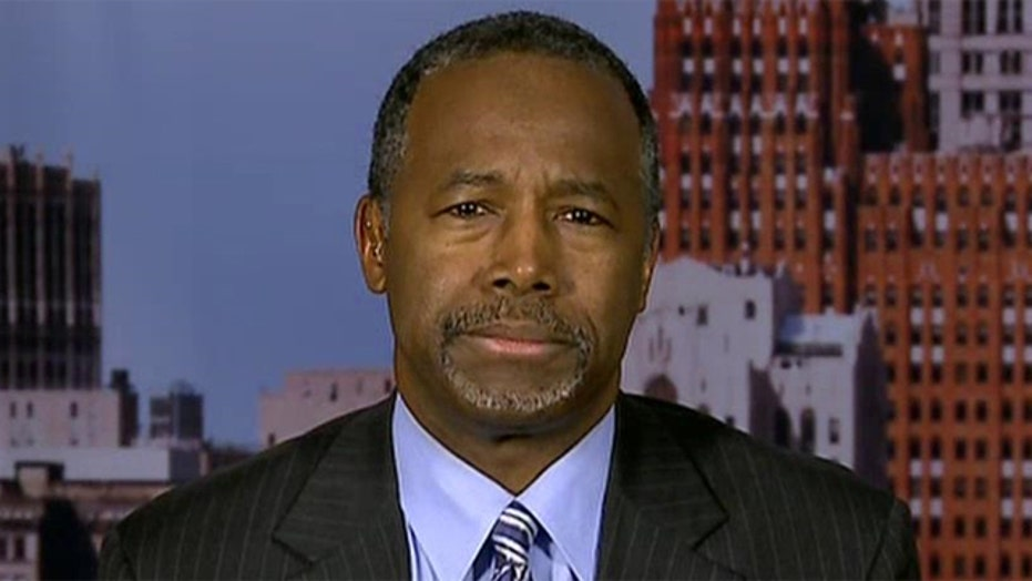 Dr. Ben Carson shares his call for America, 2016 plans
