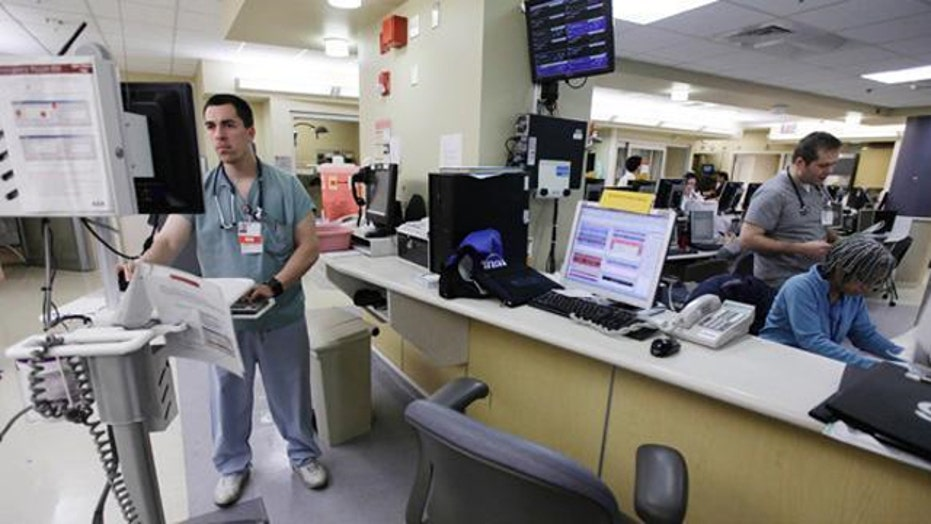 Study: ER visits on the rise