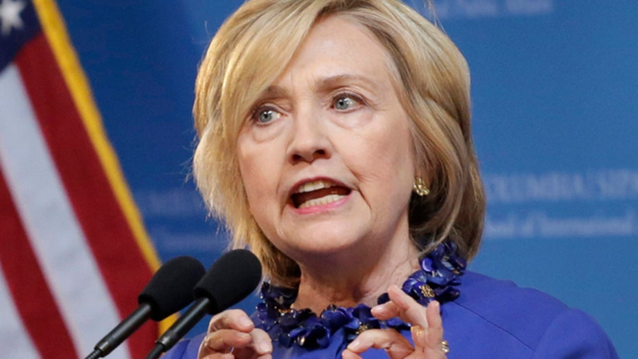 Clinton agrees to testify once on Benghazi, private emails