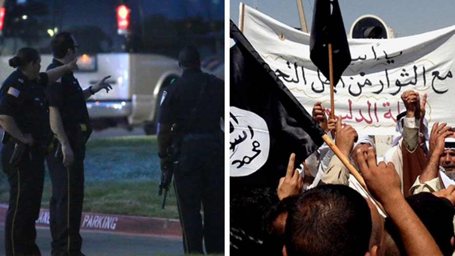 ISIS claims responsibility for shooting in Garland, Texas