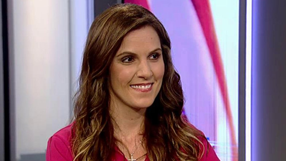Taya Kyle opens up about her new memoir 'American Wife'