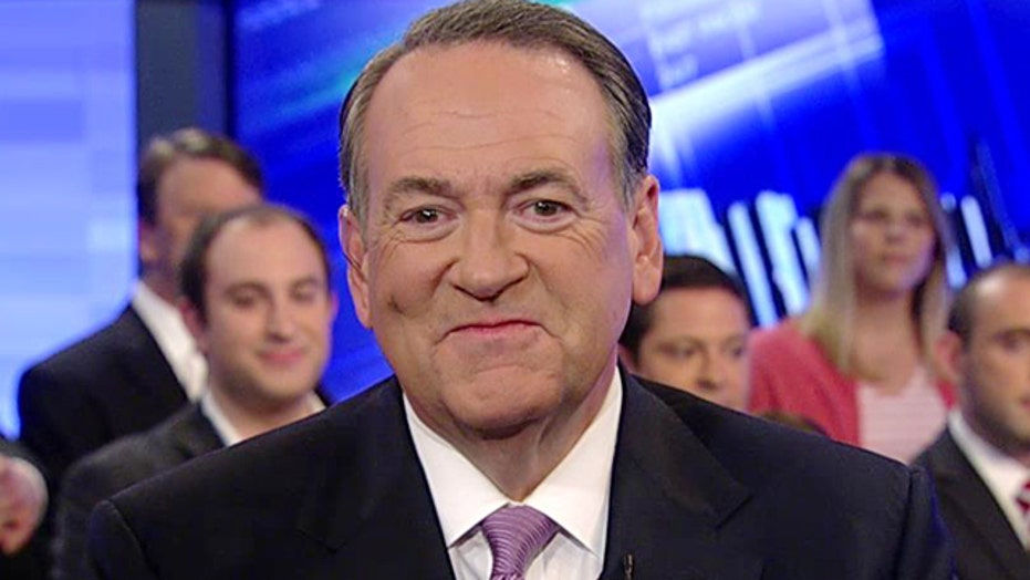 Exclusive: Mike Huckabee on launching presidential campaign