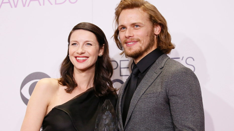 In the FOXlight: The Stars of 'Outlander' Talk Characters and Kilts