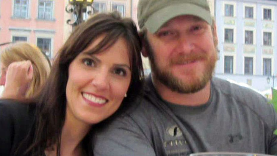 Taya Kyle reflects on her life with Chris Kyle