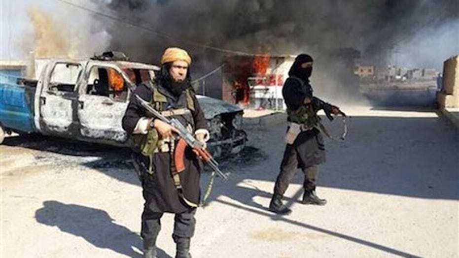 ISIS brutality continues