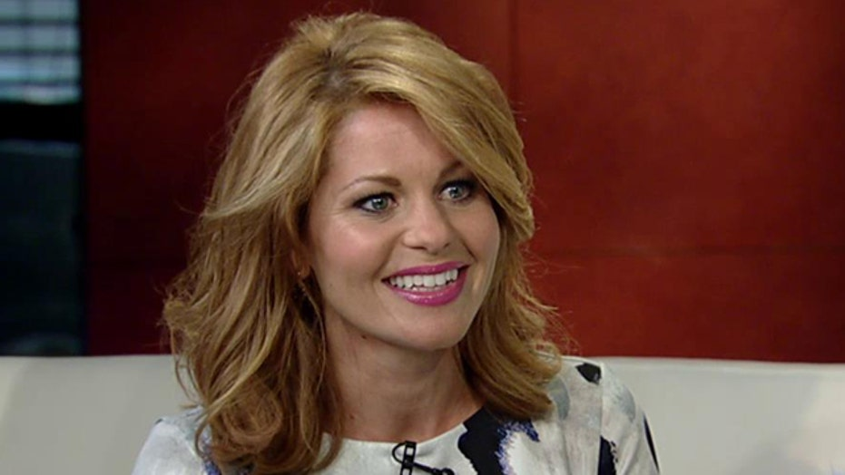 Candace Cameron Bure talks 'Full House' spinoff