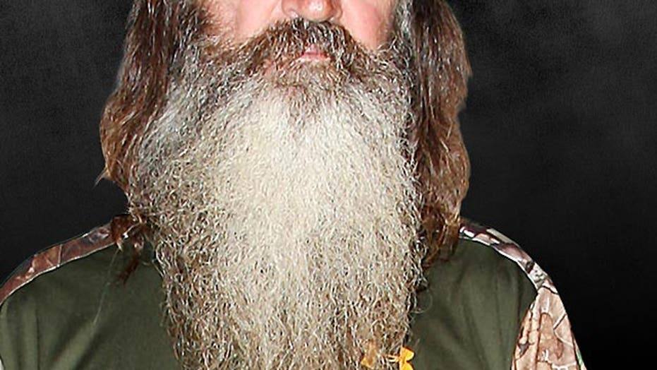 What's hiding in your beard?