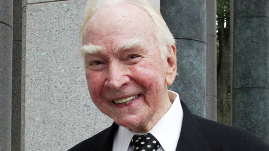 Former US House Speaker Jim Wright dies at 92