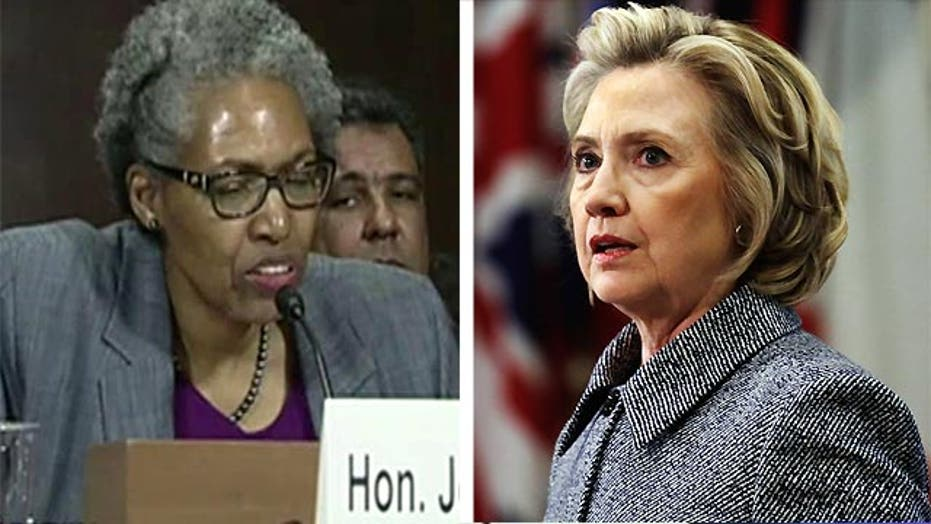 State Department official: Clinton email practices not OK