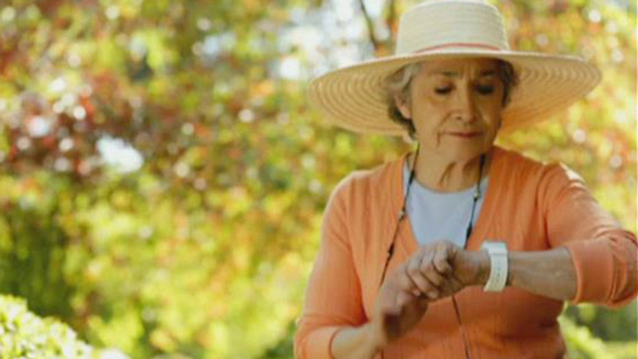 New app to help monitor aging parents