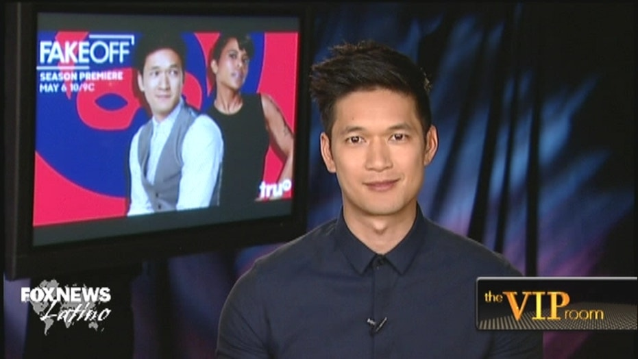 Harry Shum Jr. gives inside scoop to 'Fake Off'