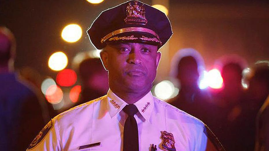 Baltimore police commissioner: We are part of the problem