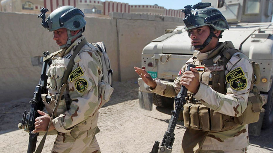 Will Iraqi forces be able to defeat ISIS without US help?