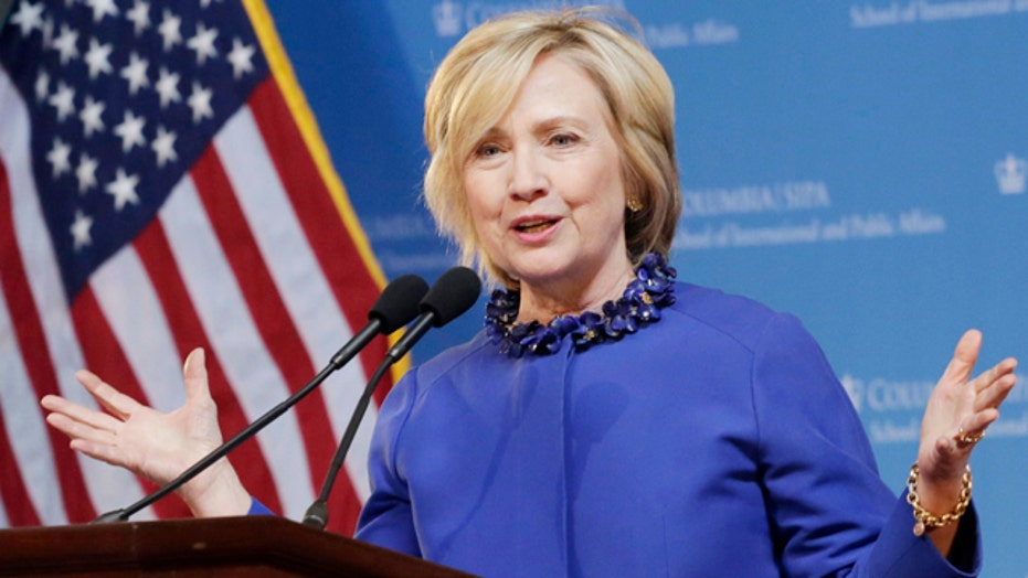 Hillary Clinton flip-flops on super PAC donors