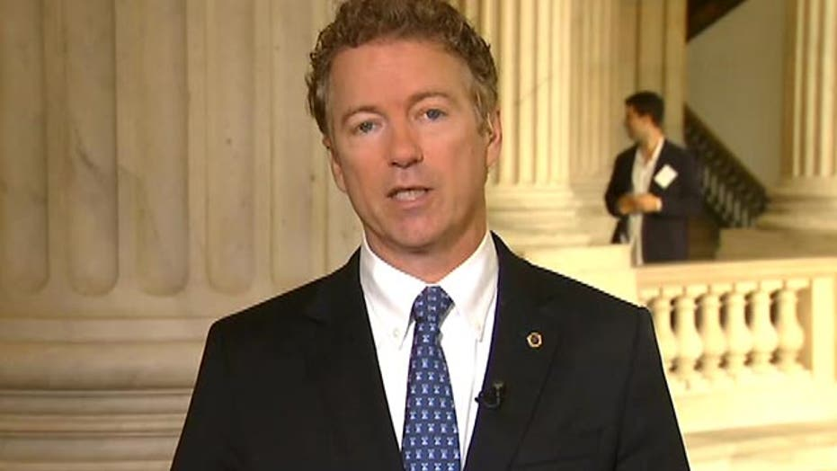 Rand Paul on NSA's legal setback