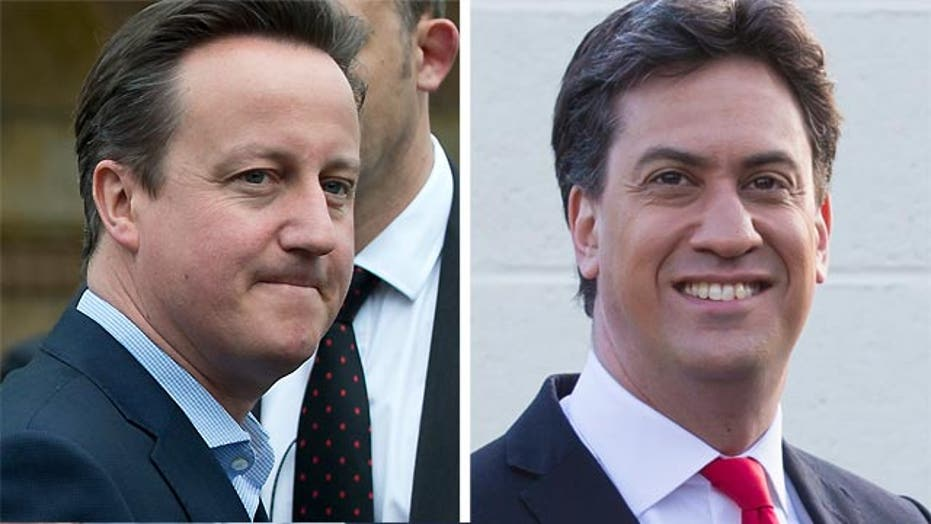 Polls close in sharply contested UK race