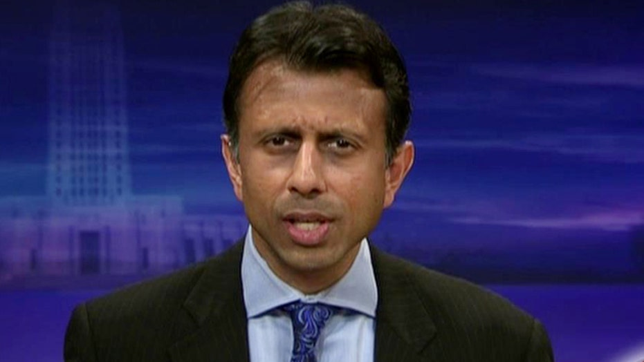 Jindal talks Iran nuke deal, 2016 plans