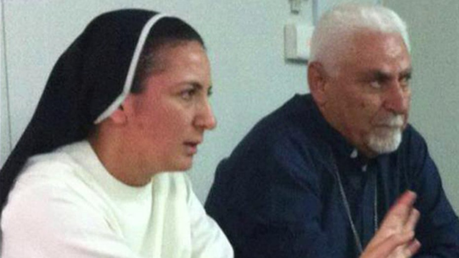 Threatened nun in Iraq refused Visa by US government