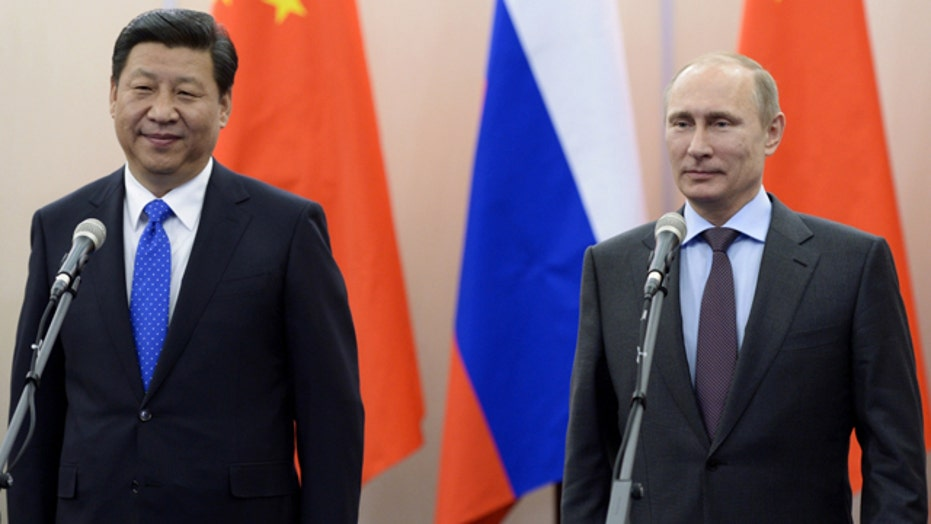 Should US fear closer relationship between Russia and China?