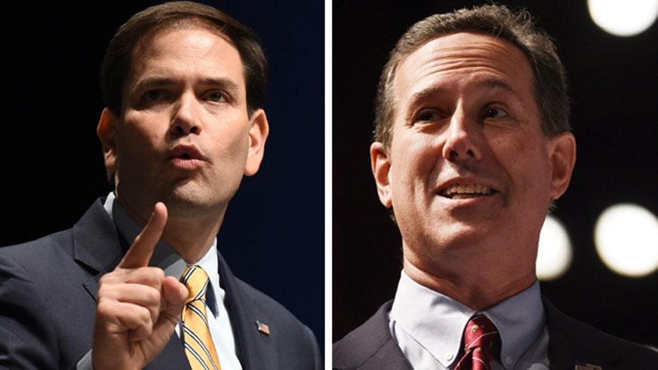 GOP heavyweights speak at the South Carolina Freedom Summit