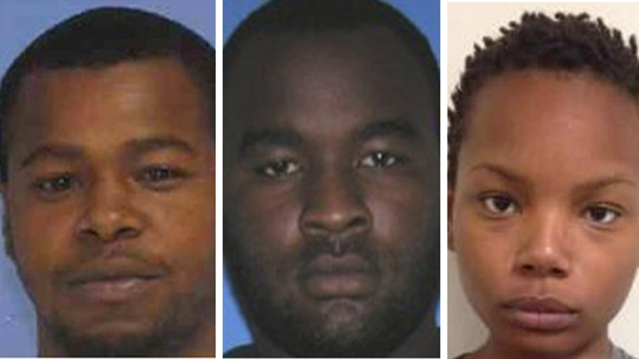 Three arrested for the murder of two Miss. police officers
