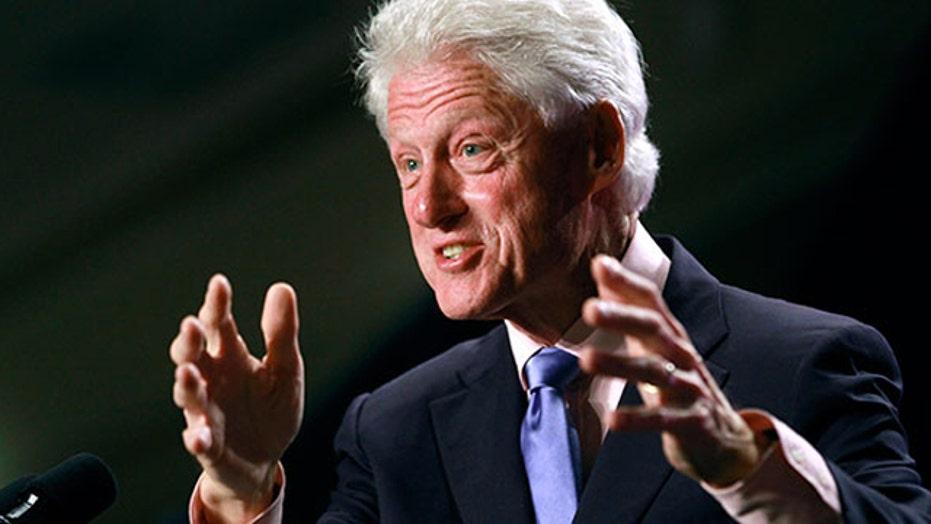 Bill Clinton's media defense