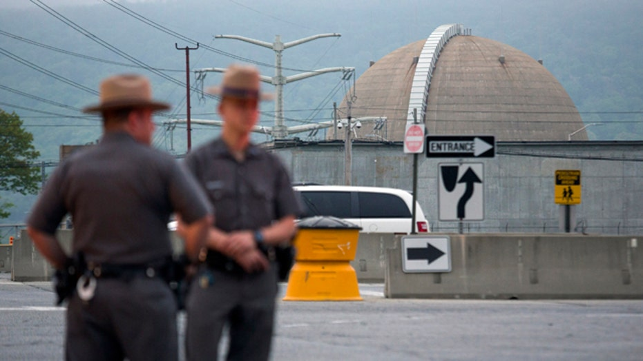 Transformer fire shuts down NY nuclear power plant