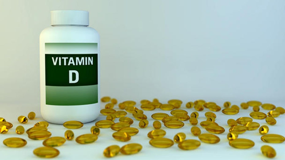 Study: Vitamin D supplements might help some lose weight