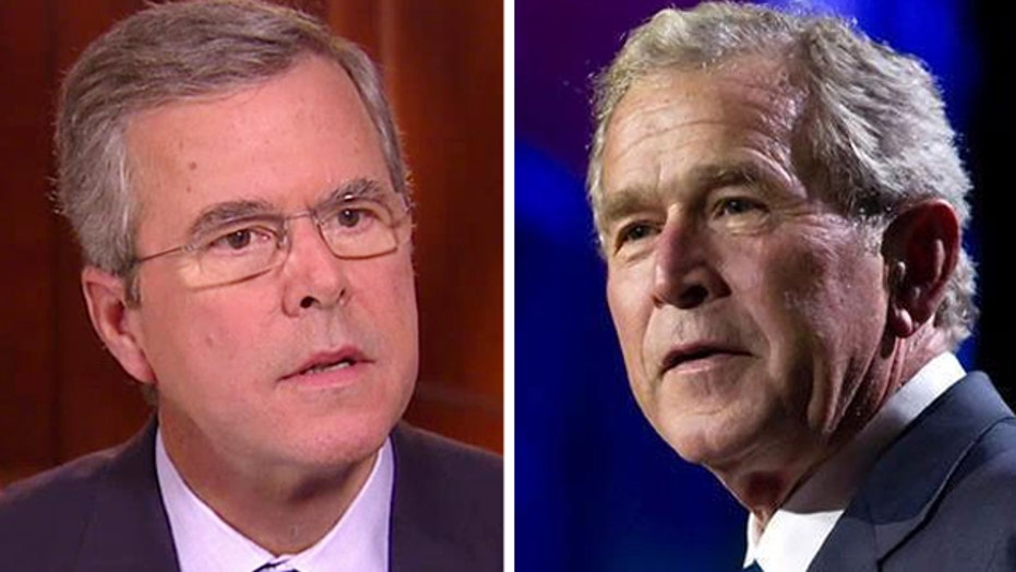 Exclusive: Jeb on relying on brother's foreign policy advice