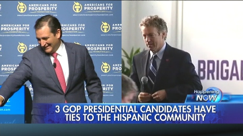 How can the GOP attract Hispanics?
