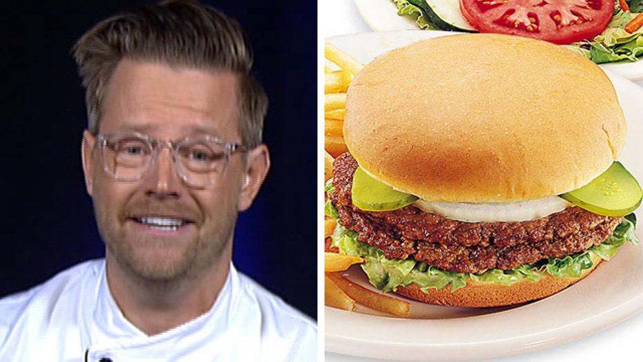 Chef Knows Best: Richard Blais' burger quiz