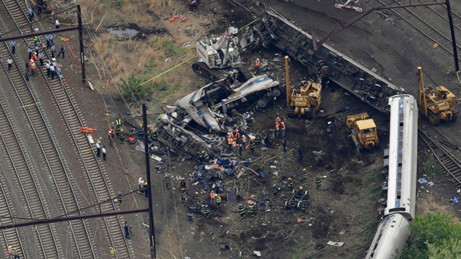 Conductor of derailed Amtrak train refusing to comment