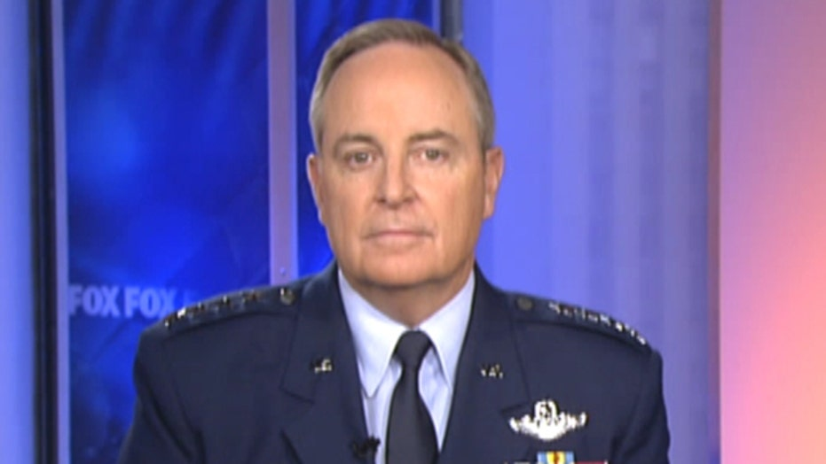 Air Force general: Military resources spread too thin