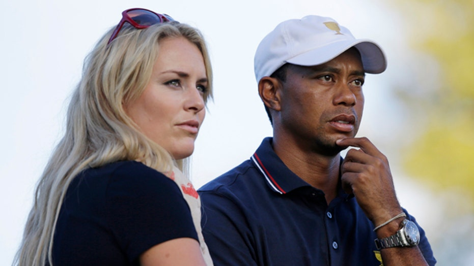 Did Tiger Woods cheat on Lindsey Vonn?