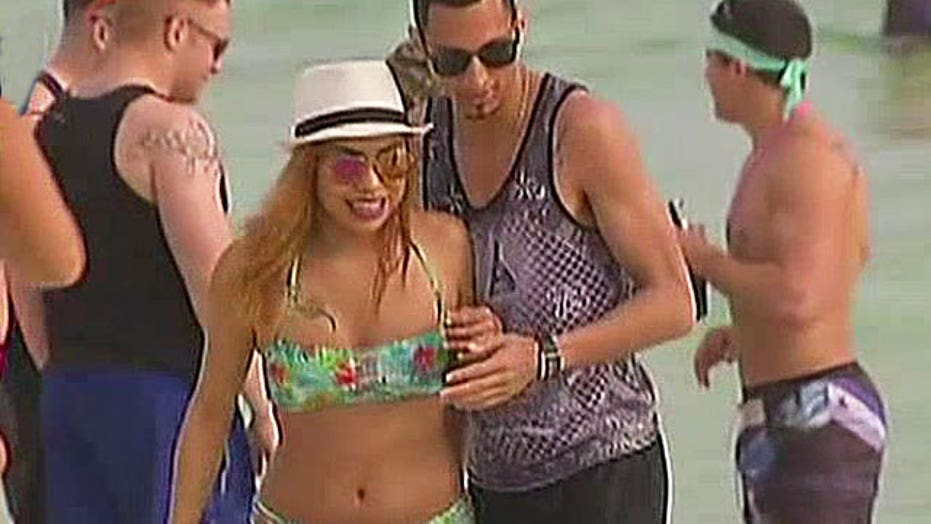 Panama City Beach bans alcohol on beach during spring break