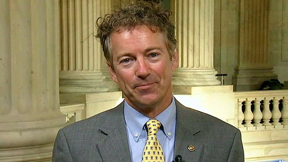 Rand Paul: 'The invasion of Iraq was a mistake'