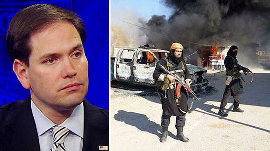 Marco Rubio outlines foreign policy doctrine
