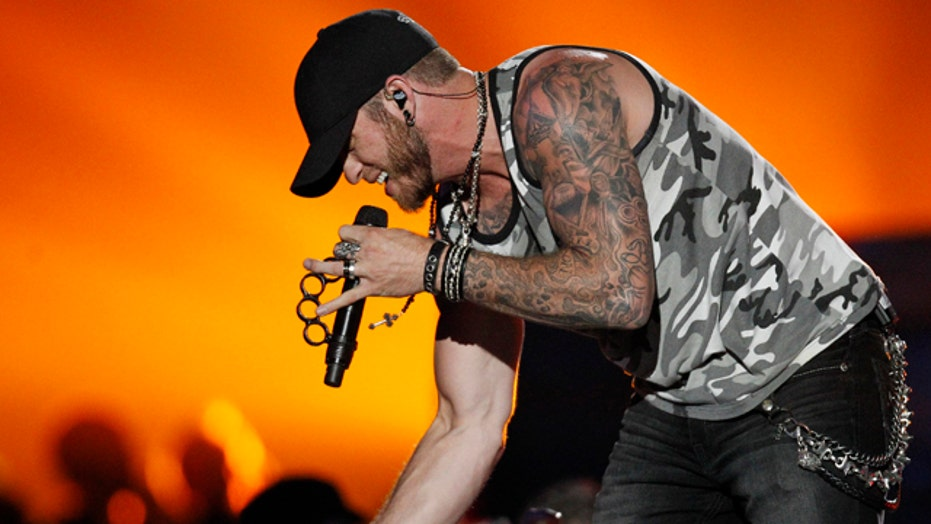Brantley planning more tattoos