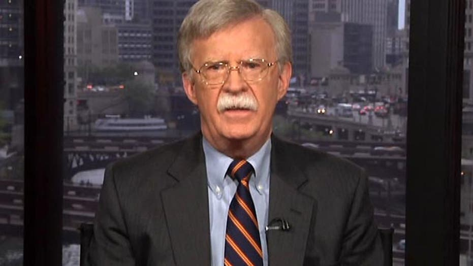 Bolton on Iran deal's chances, why he's not making 2016 run