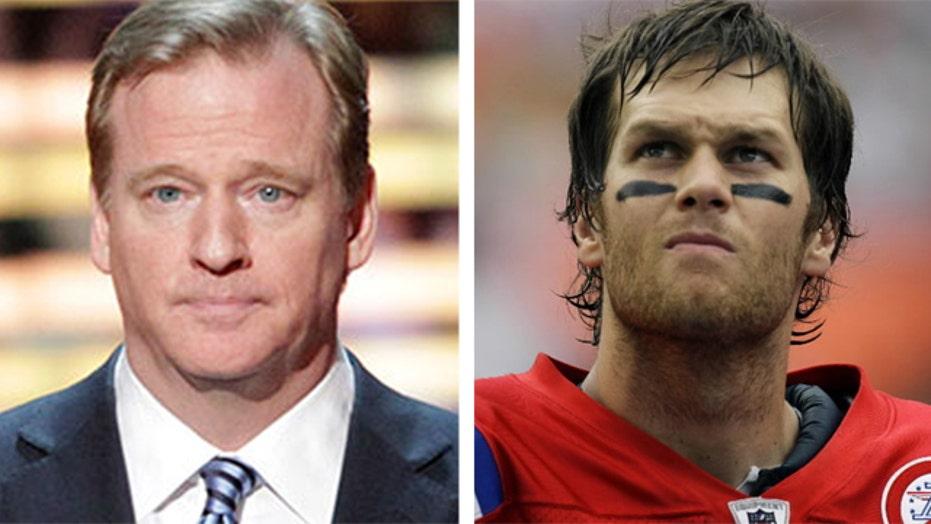 Goodell to hear Brady 'Deflategate' appeal